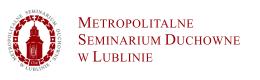 Metropolitalne Seminarium Duchowne